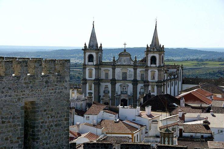 Portalegre city #Marvao #Alentejo #Portugal #travel #hotel #BoutiqueHotelPoejo