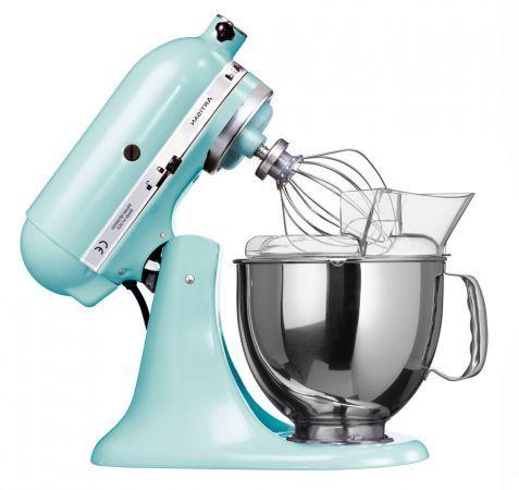 KitchenAid Artisan Stand Mixer -@Yuppiechef in ice blue