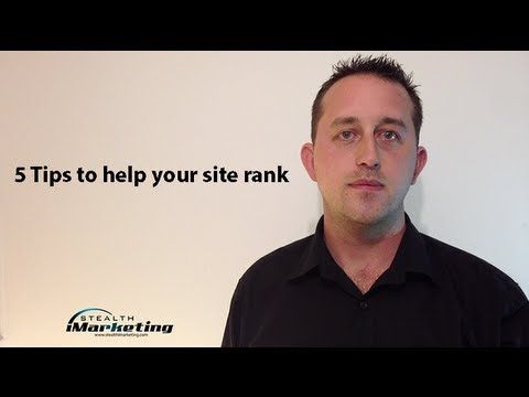 http://lnx2.co/2z6 2013 Search Engine Rank Factors. Moz.com publish their search engine ranking factors every year, Recently they posted what they deem their 2013 search engine rank factors. The overview is that: still the most important thing for search engine rank is links, weighing at 40%. That's good news if you're one of our SEO or LinkyJuice Web Promotion customers, as we are able to get good quality links pointing to your website. Here are what I feel are the top 5…