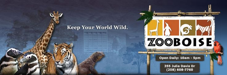 Zoo Boise For Habitat Study Field Trips Guests