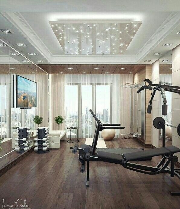16 best Home Gym Ideas images on Pinterest | Exercise rooms, Gym ...