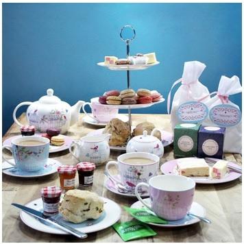 Vintage Afternoon Tea, £55.95