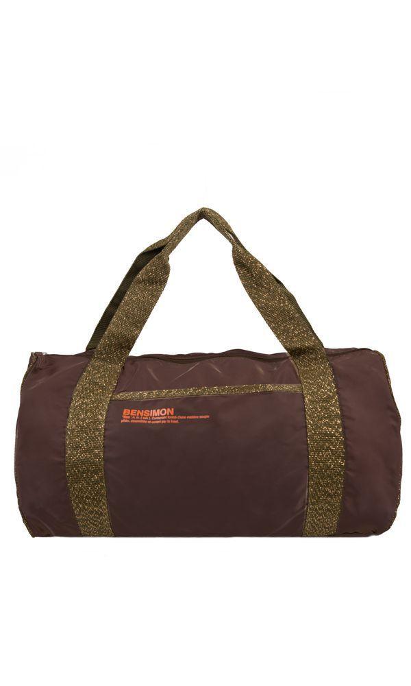 color bag chocolat bensimon - Color Bag Bensimon