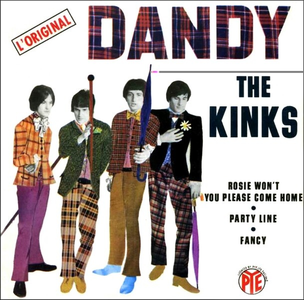 Dandy, they can´t resist your smile..