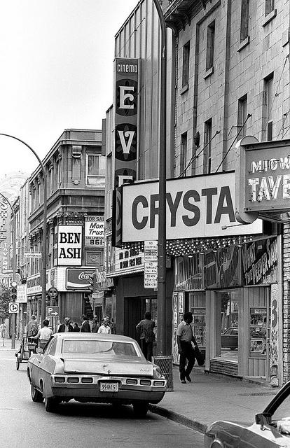 Ben Ash - Montreal by Y. Dugas, via Flickr