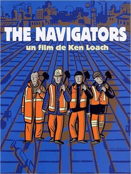 The Navigators de Ken Loach