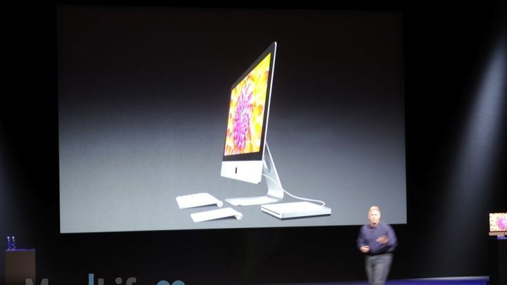 Phil Schiller: Optical drives were holding us back | Apple's Phil Schiller has explained the company's reasons for removing the optical drive from the new iMac desktop computers. Buying advice from the leading technology site