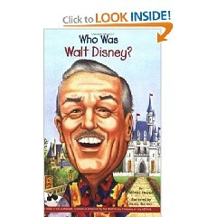Who Was Walt Disney? [Paperback], (walt disney, biography, children s, who was, nonfiction, bio book, disney, disney books, movie)
