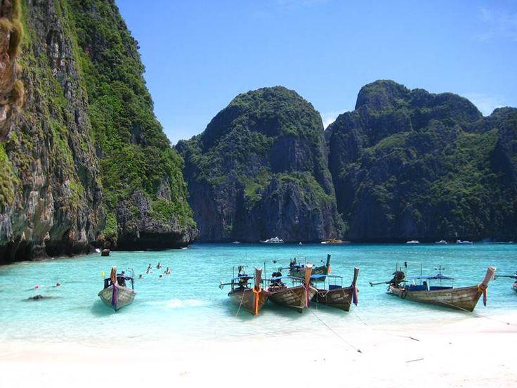 Isola di Phi Phi, Thailand