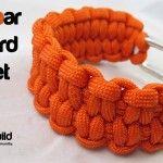 blaze bar paracord bracelet
