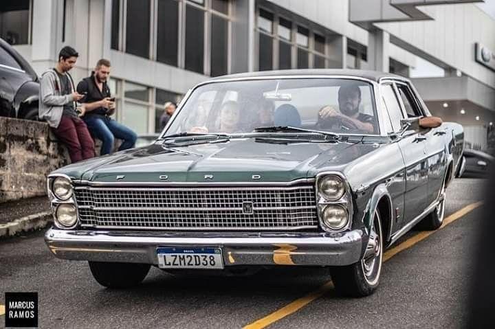 Ford Ltd 1969 Carros Carros Classicos