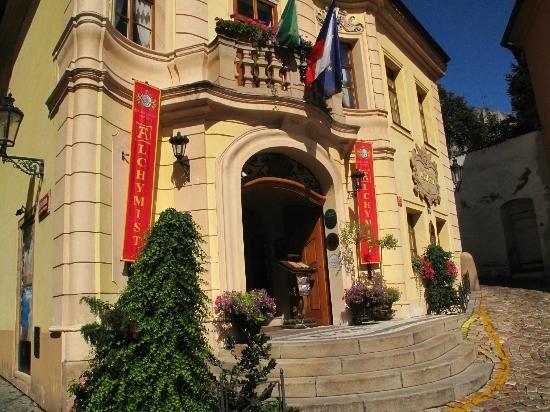 Photos of Alchymist Grand Hotel and Spa, Prague - Hotel Images - TripAdvisor