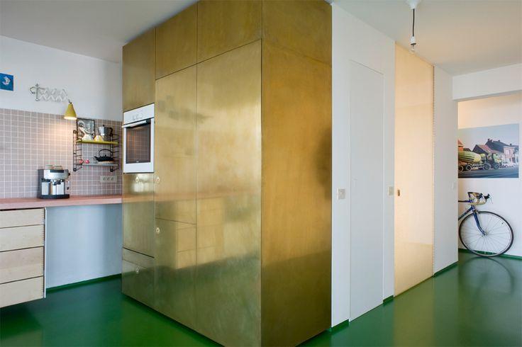 Doorzon interieurarchitecten + Nu architecten keuken
