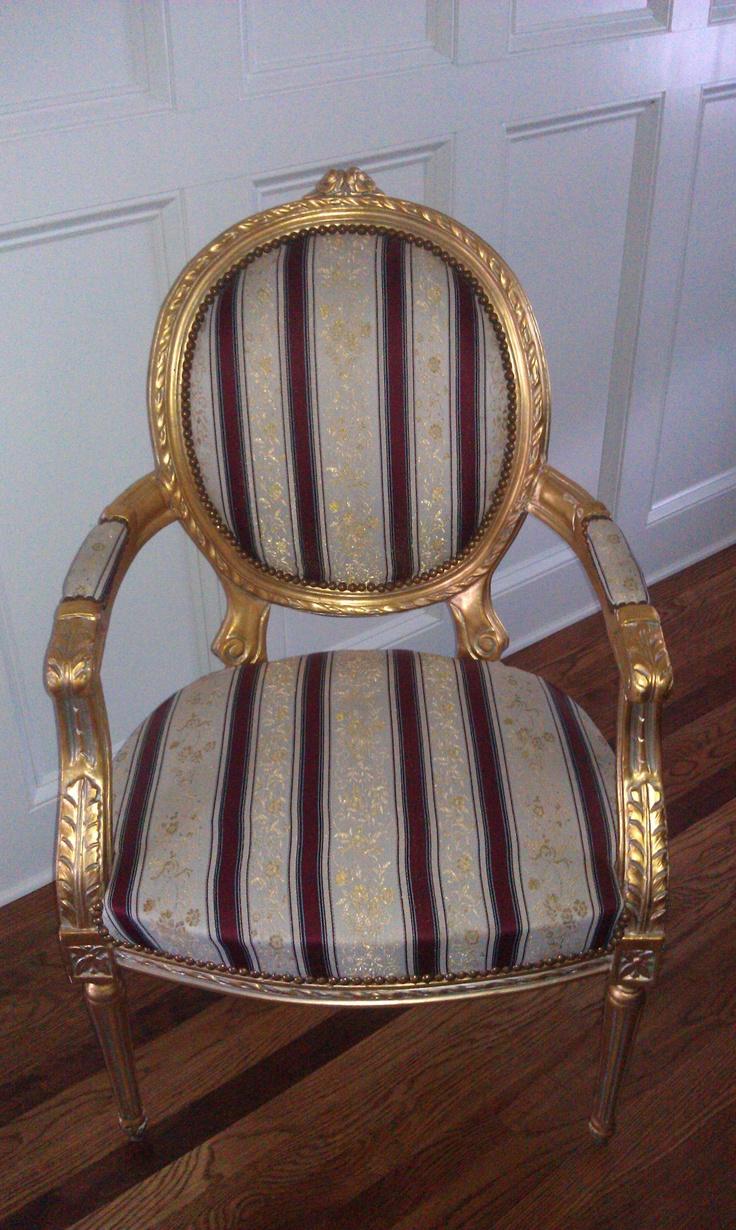 Louis xvii chair - My Louis Xvii Chairs Love Them