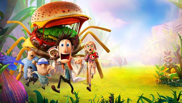 Cloudy with a Chance of Meatballs 2 (Ta Chovendo Hamburguer 2)
