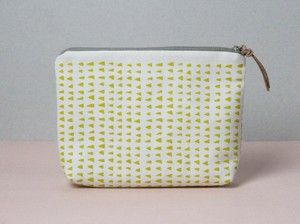 Small pouch »Ecken« by værsgo
