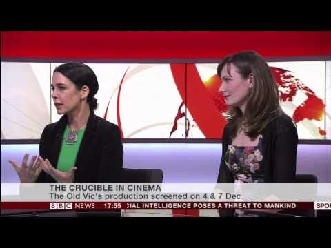 """Interview with Yael Faber, Director of """"The Crucible"""" 2014"""
