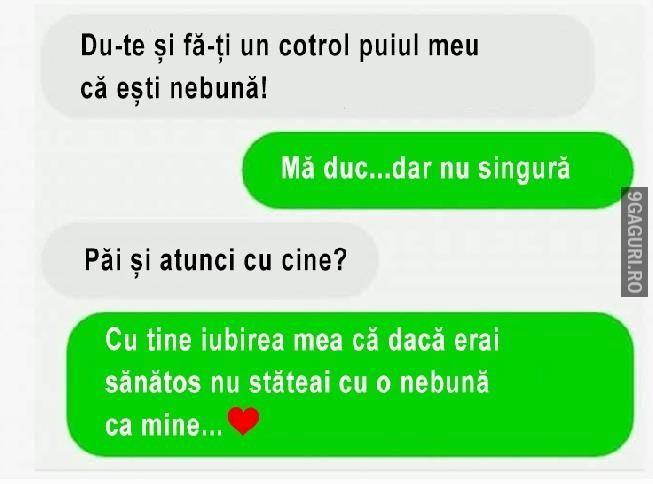 Du-te și fă-ți un control, iubito http://9gaguri.ro/media/du-te-si-fa-ti-un-control-iubito