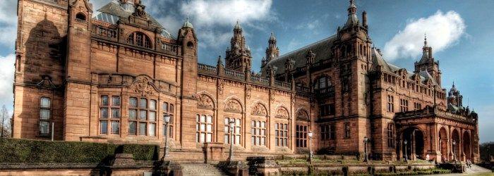 Kelvingrove Art Gallery and Museum - wonderful place to sing
