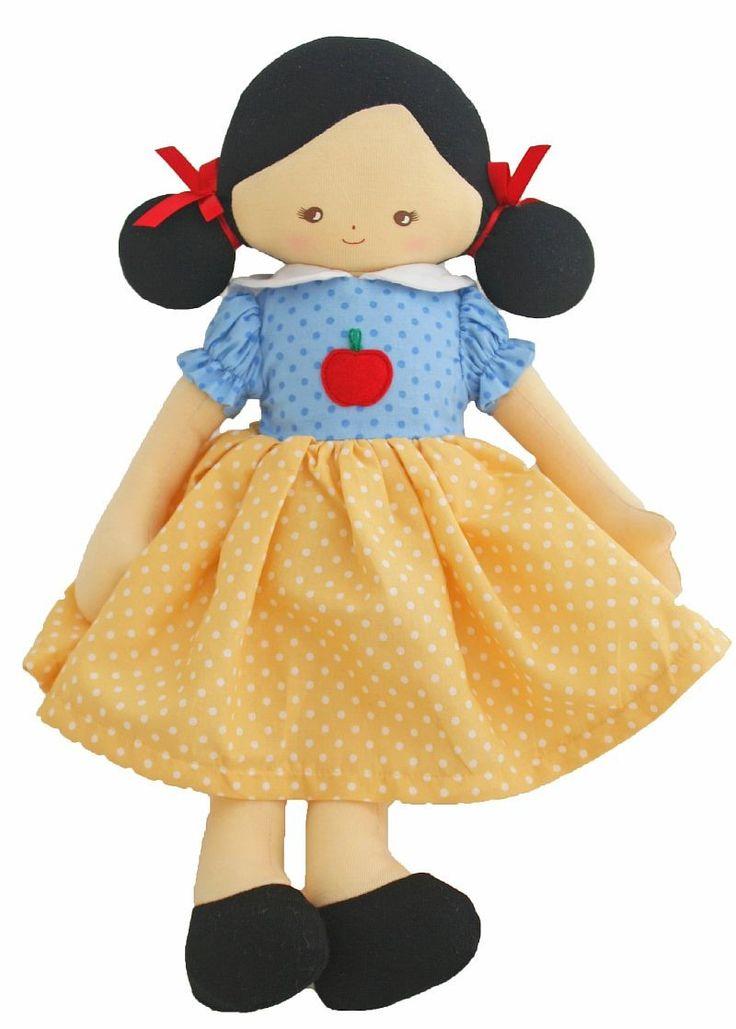 Alimrose Snow White Doll $49 Pretty Snow White doll.  Measueres 36cm tall