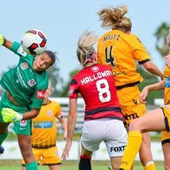 Australian W-League Football Match - Western Sydney Wanderers vs Perth Glory