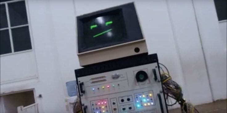 IBM Is Uploading the Weirdest Robot Videos on YouTube