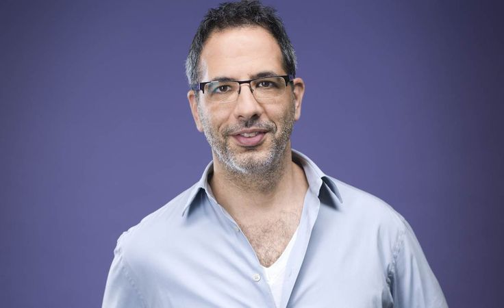 Chef Yotam Ottolenghi Is Credited With Putting Fresh, Middle Eastern Cooking On Everyone's Radar. He Makes Vegetables Sexy