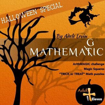 Halloween: MatheMAGIC