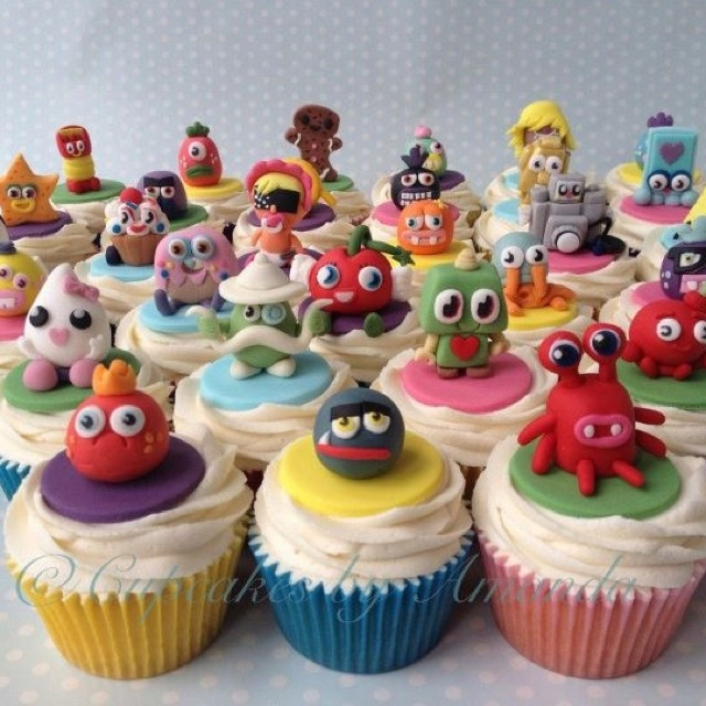 cup cakes for wedding 45 best moshi monsters images on moshi 3224