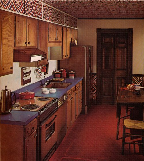 Kitchen Small Coastal Ideas Better Homes And Gardens: 264 Best 70's Pad Images On Pinterest