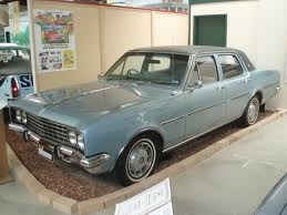Holden HK Brougham, Australia's first try at making a luxury car.