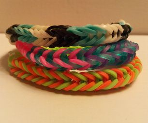 1000 Ideas About Rainbow Loom Fishtail On Pinterest