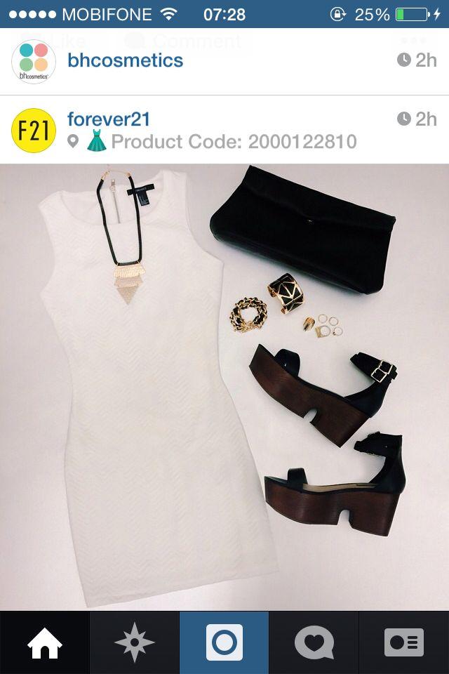 Simple... White!!!