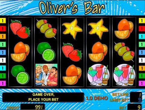 Казино Вулкан играть на деньги Oliver's Bar Компания-разработчик игровых слотов Novomatic Gaminator предлагает приятно провести время и выиграть реальные деньги на интересном и ярком автомате Oliver's Bar. Благодаря простому и удобному интерфейсу играть в казино Вулкан легко и