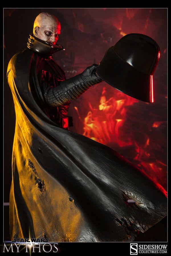 Badass Darth Vader Collectible Statue - News - GeekTyrant