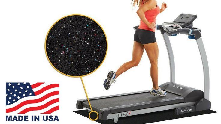 Treadmill Mats Reviews - Best Treadmill Mat for Carpet & Reduce Noise