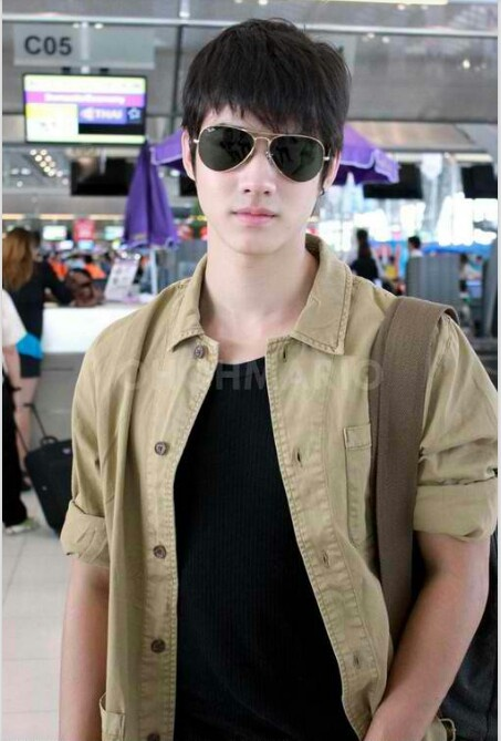 Mario Maurer - fresh and handsome!