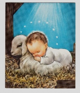 72 Best Christ Baby Jesus Vintage Christmas Cards Images