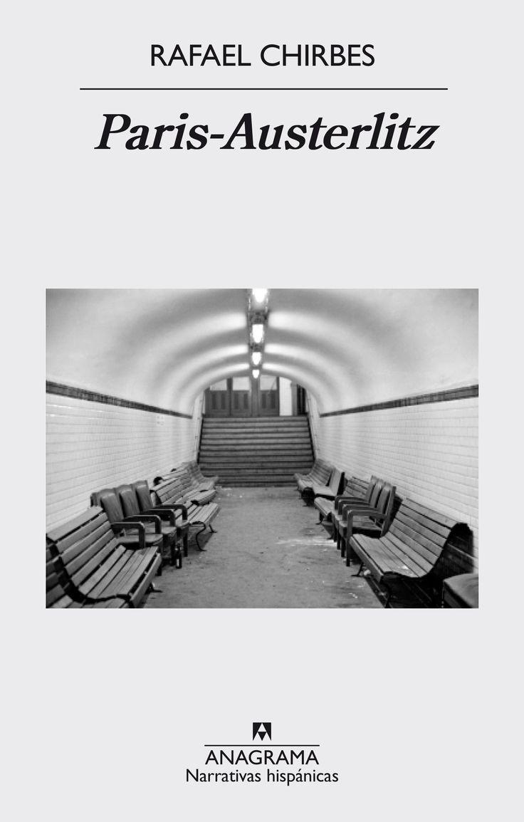 Paris-Austerlitz - Editorial Anagrama