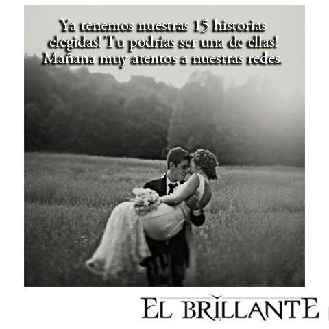 Mañana podrás saber si fuiste uno de los 15 elegidos!   Anillos de compromiso y argollas de matrimonio. #ElBrillanteJoyas  http://www.elbrillantejoyeria.com.co/