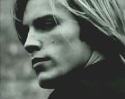 Joe Dallesandro- one of Andy Warhol muses in the factory days.