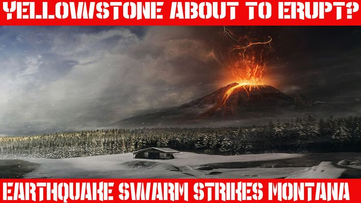Earthquake Report   April 20, 2016   Yellowstone Mystery Video   Eruptio...