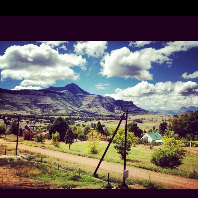 Retro pic of Clarens http://www.n3gateway.com/the-n3-gateway-route/clarens-tourism-forum.htm