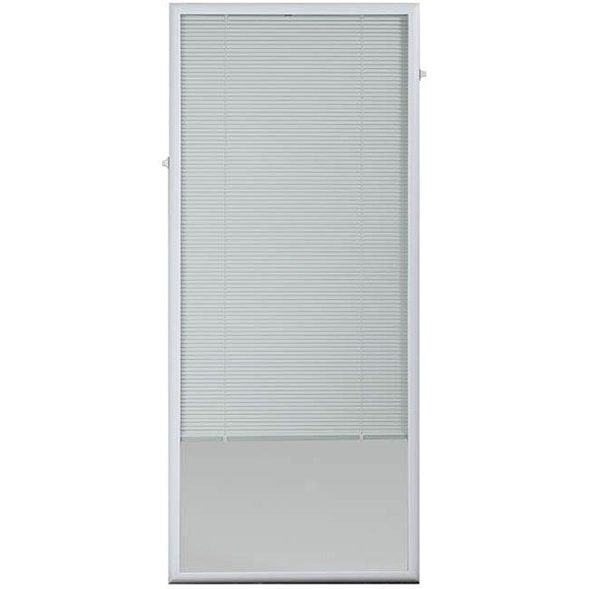 ODL Enclosed Patio Door Blind