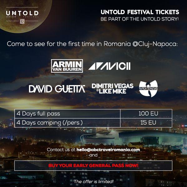 Untold Festival - Cluj-Napoca