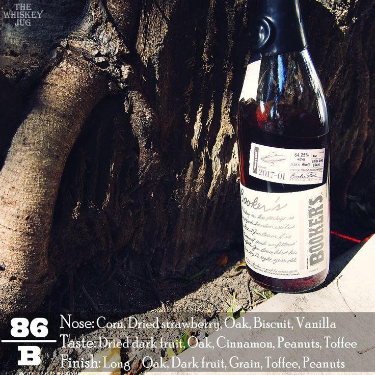 Review #325 Booker's Bourbon Tommy's Batch #bourbon #whiskey #whisky #scotch #Kentucky #JimBeam #malt #pappy