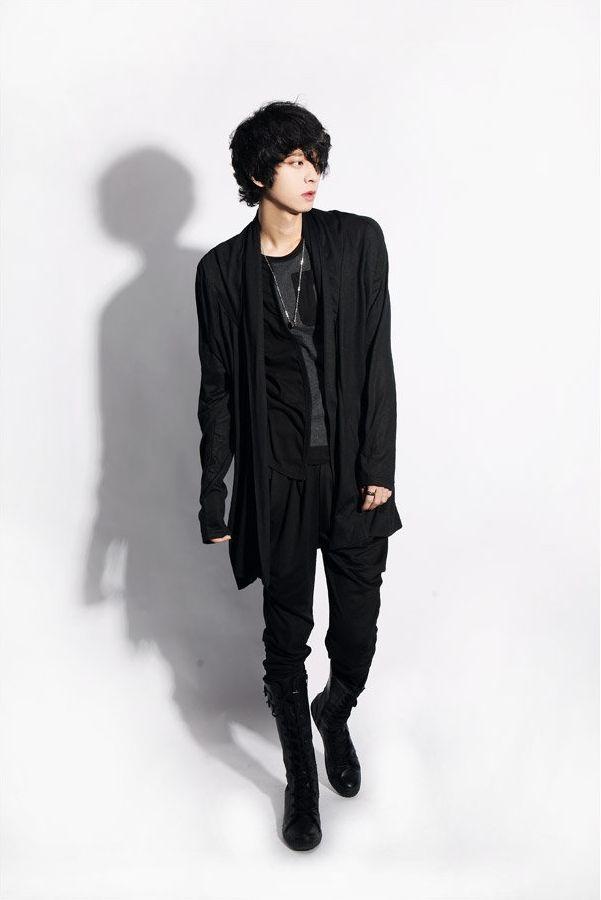 Asian Male Fashion Moda Asi 225 Tica De Hombre Moda Coreana