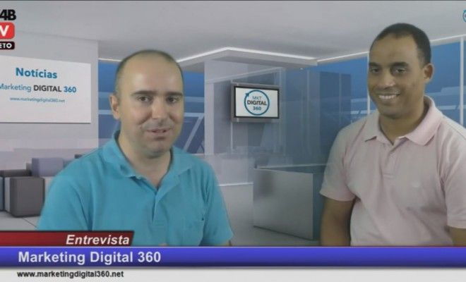 Entrevista Marketing Digital 360 – Empreendedor de Sucesso