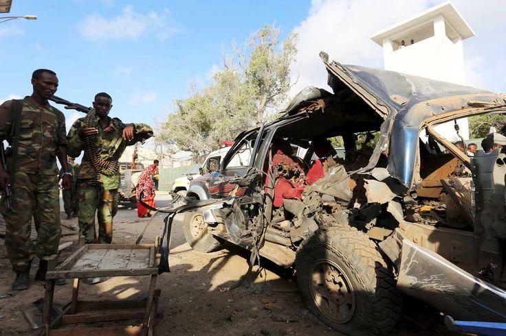 Al menos 12 muertos por un atentado de Al Shabaab en Somalia