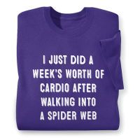 Week's Worth Cardio T-Shirt